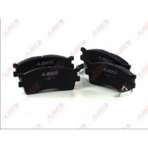 ABE C10303ABE Комплект тормозных колодок, дисковый тормоз Киа Каренс