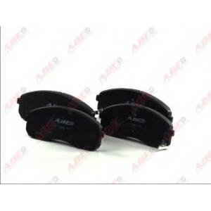 ABE C10325ABE Комплект тормозных колодок, дисковый тормоз Киа Карнивал