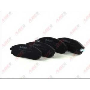 ABE C10506ABE Комплект тормозных колодок, дисковый тормоз Хюндай Н1