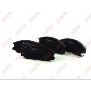 ABE C10509ABE Комплект тормозных колодок, дисковый тормоз Киа Опирус