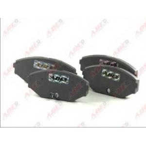 ABE C11065ABE Гальмівні колодки, дискові