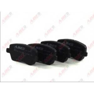 ABE C11077ABE Комплект тормозных колодок, дисковый тормоз Дача Лоджи