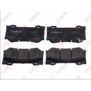 ABE C11095ABE Гальмівні колодки, дискові