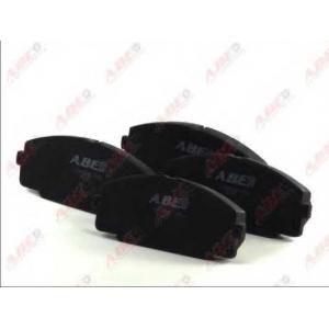 ABE C12048ABE Гальмівні колодки, дискові
