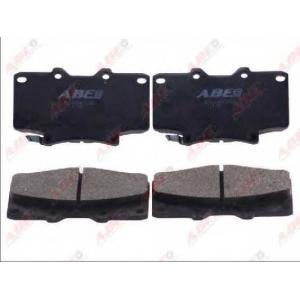 ABE C12055ABE Гальмівні колодки, дискові
