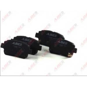 ABE C12086ABE Гальмівні колодки, дискові