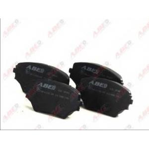 ABE C12100ABE Гальмівні колодки, дискові