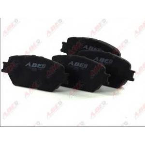 ABE C12104ABE Гальмівні колодки, дискові