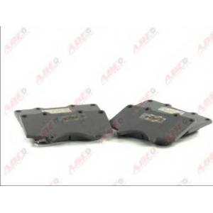 ABE C12111ABE Гальмівні колодки, дискові