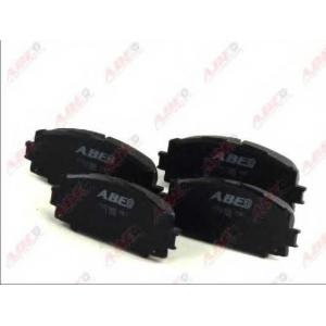 ABE C12113ABE Гальмівні колодки, дискові