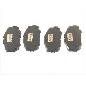 ABE C12122ABE Гальмівні колодки, дискові