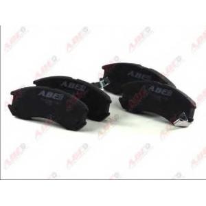 ABE C13031ABE Гальмівні колодки, дискові