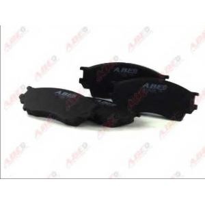 ABE C13040ABE Комплект тормозных колодок, дисковый тормоз Мазда Кседос 9