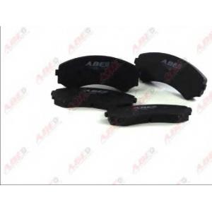 ABE C13044ABE Комплект тормозных колодок, дисковый тормоз Митсубиси Грандис