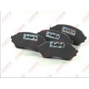 ABE C13045ABE Гальмівні колодки, дискові