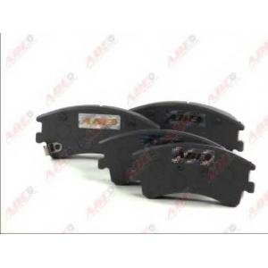 Комплект тормозных колодок, дисковый тормоз c13052abe abe - MAZDA 6 Hatchback (GG) Наклонная задняя часть 2.0