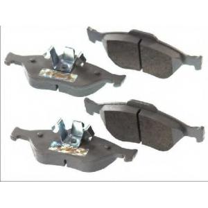 ABE C13053ABE Комплект тормозных колодок, дисковый тормоз Форд Фьюжн