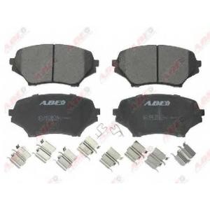 ABE C13059ABE Гальмівні колодки, дискові