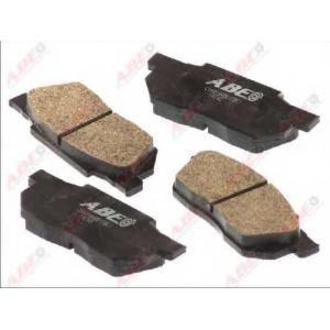 ABE C14014ABE Комплект тормозных колодок, дисковый тормоз Хонда Црх