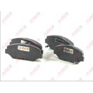 ABE C14049ABE Комплект тормозных колодок, дисковый тормоз Хонда Црв