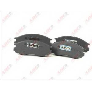 ABE C15000ABE Гальмівні колодки, дискові