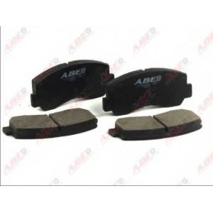 ABE C15002ABE Комплект тормозных колодок, дисковый тормоз Митсубиси Л 300