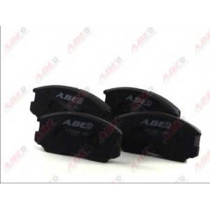 ABE C15032ABE Комплект тормозных колодок, дисковый тормоз Митсубиси Кольт