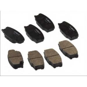 ABE C15039ABE Комплект тормозных колодок, дисковый тормоз Митсубиси Кантер