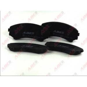 ABE C15040ABE Комплект тормозных колодок, дисковый тормоз Мазда Мпв