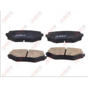 ABE C18001ABE Гальмівні колодки, дискові