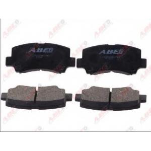 ABE C18002ABE Гальмівні колодки, дискові