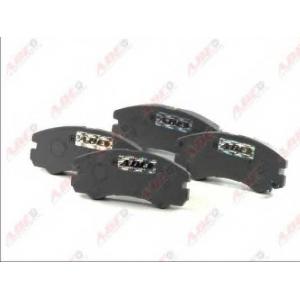 ABE C19009ABE Комплект тормозных колодок, дисковый тормоз Опель Фронтера
