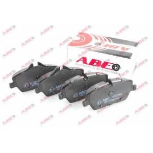 ABE C1B023ABE Комплект тормозных колодок, дисковый тормоз Мини