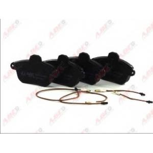 ABE C1C019ABE Комплект тормозных колодок, дисковый тормоз Ситроен Хм