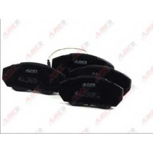 ABE C1C045ABE Тормозные колодки передние Jumper2/Boxer2 1.4T