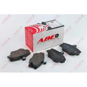 ABE C1D000ABE Комплект тормозных колодок, дисковый тормоз Фиат Ритмо
