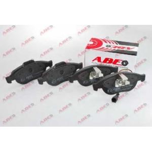 ABE C1D027ABE Комплект тормозных колодок, дисковый тормоз Лансия