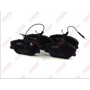 ABE C1F009ABE Тормозные колодки передние Jumpy/Scudo/Expert 900kg 15\