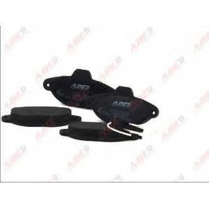 ABE C1F027ABE Комплект тормозных колодок, дисковый тормоз Лансия