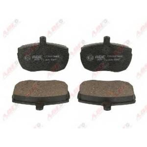 ABE C1G009ABE Комплект тормозных колодок, дисковый тормоз Форд Транзит