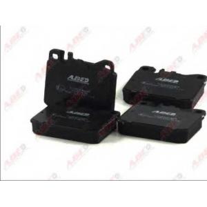ABE C1M004ABE Гальмівні колодки, дискові