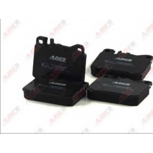 ABE C1M004ABE Комплект тормозных колодок, дисковый тормоз Мерседес Купе