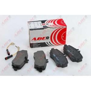 ABE C1M030ABE Комплект тормозных колодок, дисковый тормоз Мерседес Ванео