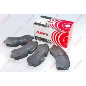 ABE C1M047ABE Гальмівні колодки, дискові