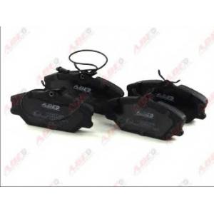 ABE C1R007ABE Комплект тормозных колодок, дисковый тормоз Рено Сафране
