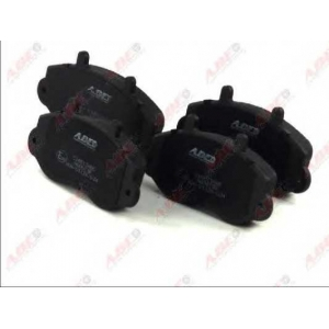 ABE C1R013ABE Тормозные колодки передние Master/Movano 15\ 97->01