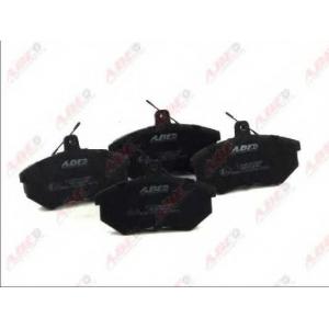 ABE C1W001ABE Комплект тормозных колодок, дисковый тормоз Ауди Кабриолет