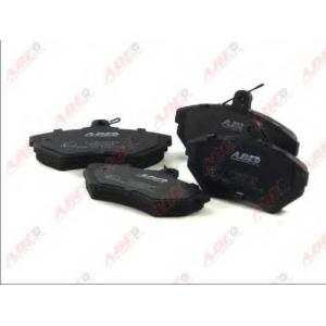 Дисковые тормозные колодки, комплект c1w038abe abe -