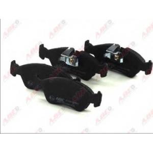 ABE C1X012ABE Комплект тормозных колодок, дисковый тормоз Опель Калибра
