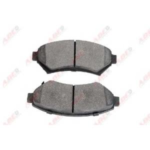 ABE C1X017ABE Комплект тормозных колодок, дисковый тормоз Опель Синтра